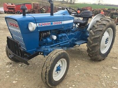 Ford 3000 Tractor with 6 speed and Power Steering