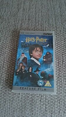 Harry Potter And The Philosopher's Stone -*- Psp -*- Umd -*- New And Sealed -*-