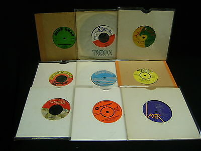 Prince Buster,The Upsetters,The Pyramids,Max Romeo,Cables,The Destroyers,Denis B