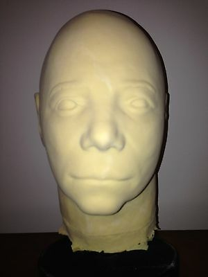 Halloween Mask Michael Myers 98 Kirk Blank Raw Pull Jason Freddy Leatherface