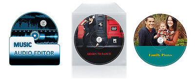 Personalised Your Photos, Logos, Professional Design Printed Discs Images