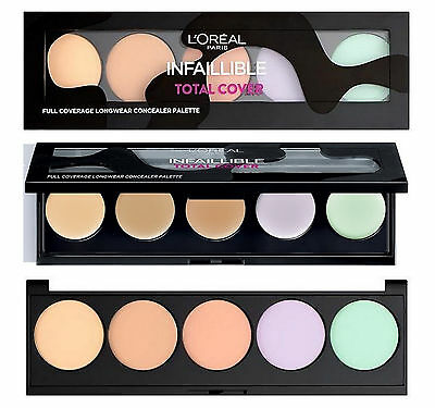 L'OREAL 'Infallible Total Cover' Pro Full Coverage Longwear Concealer Palette
