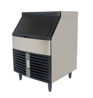 280 lb COMMERCIAL ICE MACHINE MAKER UNDERCOUNTER