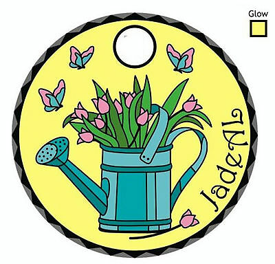 Pathtag 10375 – JadeAL's Watering Can – Glow (Retired)