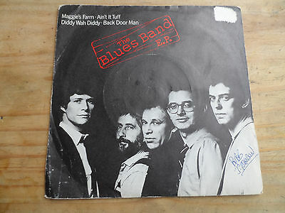 "The Blues Band EP 7"" 4 Track EP Arista 1980 Ex Condition.."