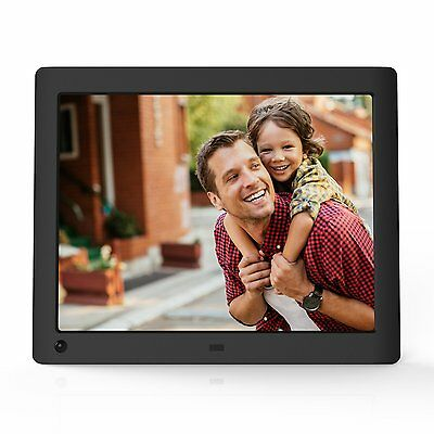 NIX Advance 8inch Digital Photo HD Video Playback 720p Frame with Motion Sensor