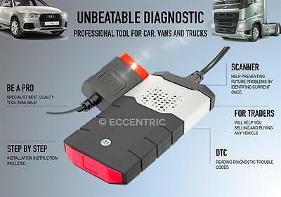 Universal Bluetooth Diagnostic 2014 R2 All Car Truck Auto Obd Scanner Software