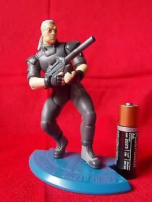 """Ghost in the shell BATOU Figure 4.4"""" 11cm RARE MEGAHOUSE / UK DESPATCH"""