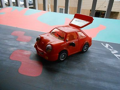 1997 The Chevron Cars Holly Hatchback Toy Car