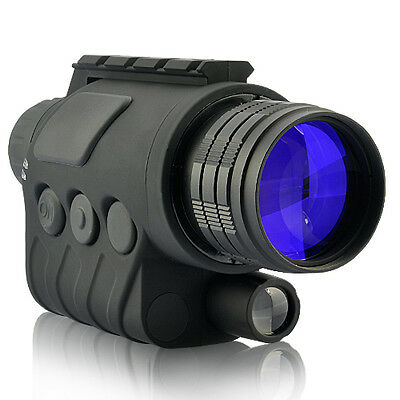 Tactical Night Vision Monocular (3x Magnification)