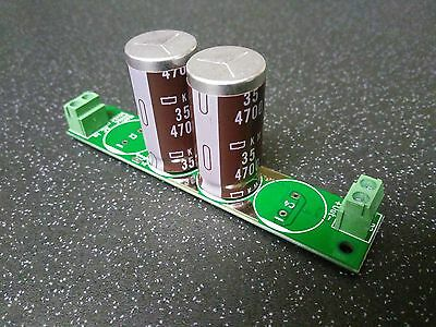 High duty CDU Capacitor Discharge Unit FAST charge Hornby Seep Peco Point motor