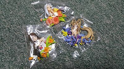 Ah! My Goddess- Urd, Skuld & Belldandy- Flower Magnet Set- Japan Import