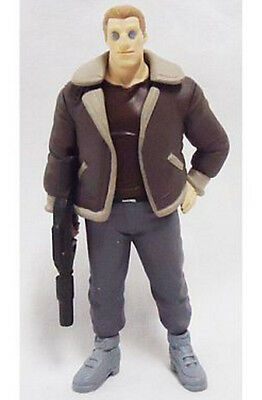 """NEW! Ghost in the shell BATOU SOLID PVC Figure BANDAI HG 4"""" 10cm / UK DESPATCH"""