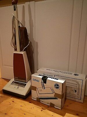 "Vintage Retro Hoover ""Concept One"" Vacuum Cleaner With Accessories"
