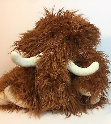 "Jellycat Truffles Woolly Mammoth Special Edition Large 28"" Plush"