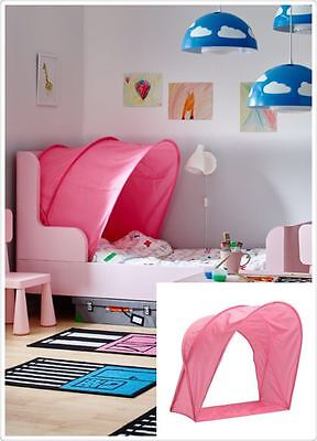 IKEA kid children's Bed tent Bed canopy, pink,  NEW
