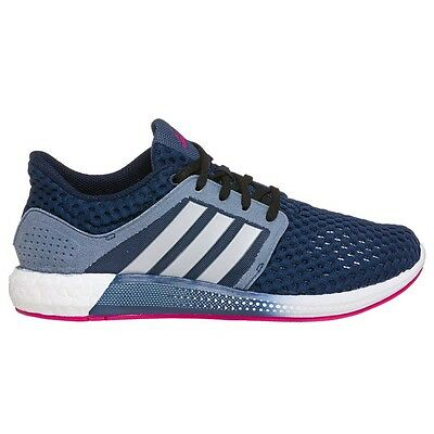 adidas Solar Boost WOMEN'S RUNNING SHOES, BLUE/PINK - Size US 9, 9.5, 10 Or 11