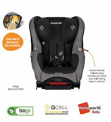 NEW MAXI-COSI MODA Convertible Car seat Baby Chair Gift Eclispse Isofix ISOGO