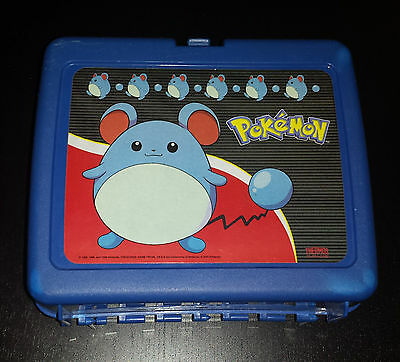 Thermos Brand Pokemon Lunch box w/ Marill Graphic Vintage