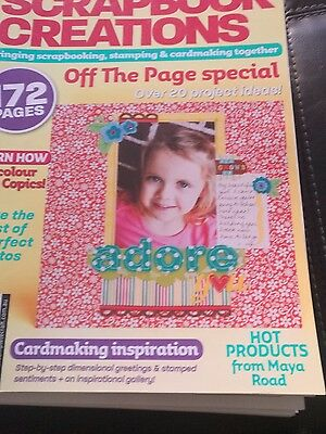Scrapbooking Creations Magazine Collection