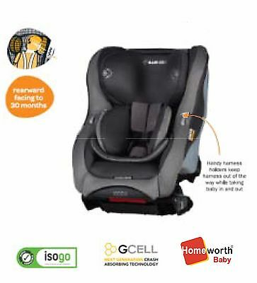 NEW MAXI-COSI MODA Convertible Car seat  Baby Chair Gift GRAPHITE Isofix ISOGO