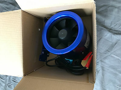 HYPERFAN Phresh 150MM with speed controller
