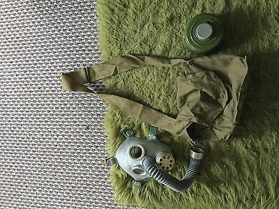 ww2 gas mask child