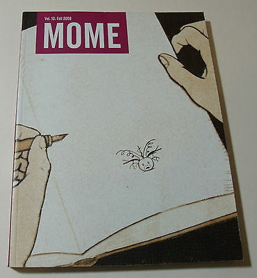 MOME vol 12 Fall 2008 Graphic Novel Comic Comp BOOK Gary Groth Fantagraphics NEW