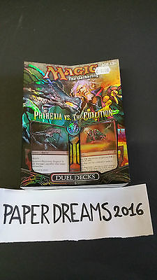 MGT Duel decks Phyrexia vs The Coalitation versione inglese