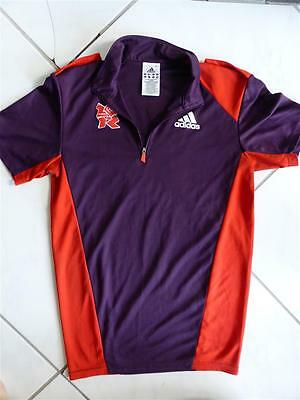 Official ADIDAS LONDON OLYMPICS 2012 TOP * WOMENS / LADIES XS