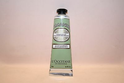 L'occitane Amande Delicious Hands Moisturizes And Smoothes With Almond Milk 30Ml
