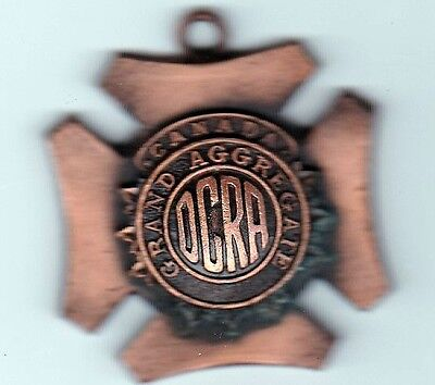 District of Columbia Rifle Association Grand Aggregate Medal (22)