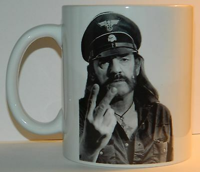 'MOTORHEAD / LEMMY' - STUNNING 11oz COLLECTORS MUG - STRICTLY LIMITED QUANTITY