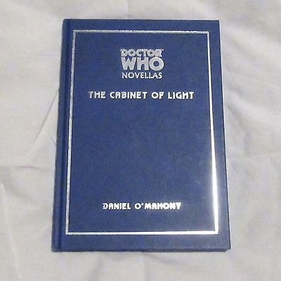 Doctor Who - The Cabinet Of Light - Telos Novella, OOP & rare.