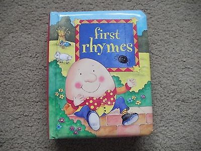 First Rhymes, Baby Book