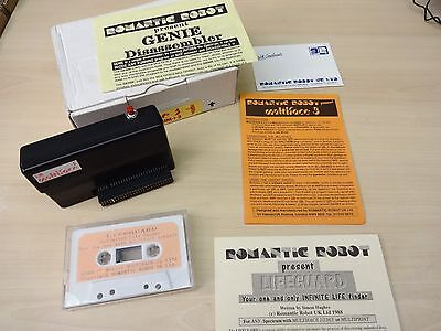MULTIFACE 3 for SINCLAIR ZX SPECTRUM INTERFACE +3 Romantic Robot Lifeguard