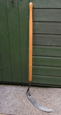 FARMERS, GARDENERS, ALLOTMENT HOLDERS, GROUND CLEARANCE SCYTHE made in England