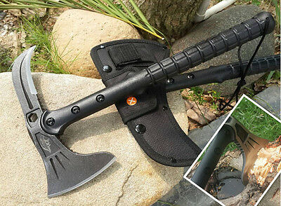Ultimate Survival Camping Hunting Axe- Trip Survival Tool, Tactical Axe -FB06