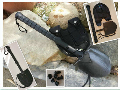 Survival-Hunting-Camping Hiking Shovel Axe Saw-Emergency Tool-Field Tool-FB08