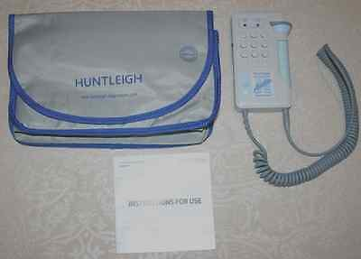 Huntleigh D920 Obstetrical Doppler with Storage Case