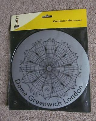 Offcial Product Millennium Dome Greenwich Mousemat from 2000 unopened