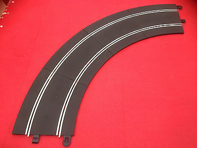 Scalextric 'Sports' Radius 3 curve x 4 pieces