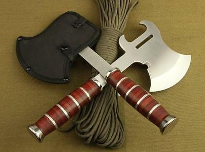Ultimate Survival Hunting-Camping-ield Axe-Tactical-Fire Axe Hand Tool-FB705