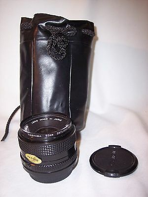Vintage Canon FD 28mm 1:2:8 Wide Angle Camera Lens Made in Japan Lot A