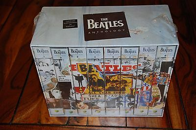 The Beatles Anthology Cofanetto 8 Vhs