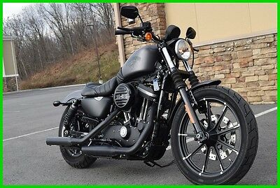 Sportster® Iron 883® 2016 Harley-Davidson Sportster Iron 883 Used