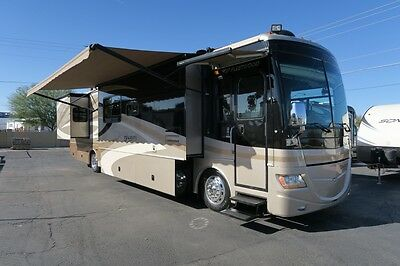 2007 Fleetwood Discovery 40X 3 Slide Freightliner Caterpillar 330Hp Clean In Az!