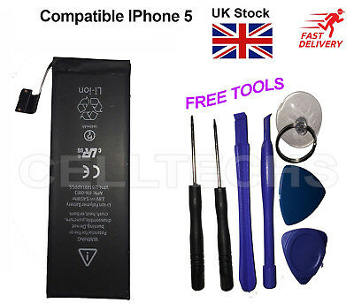 GENUINE AND ORIGINAL REPLACEMENT BATTERY FOR IPHONE 5 1440mAH APN:616-0613