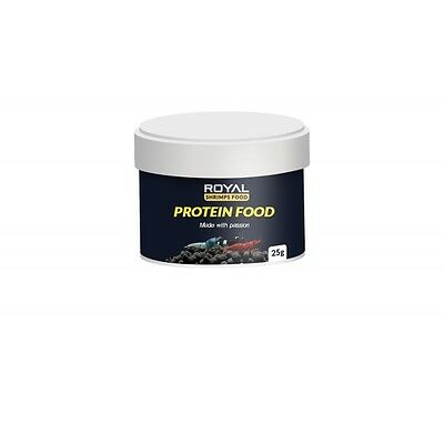 Royal Shrimps Food (RSF) Protein Food 25g for Cherry Crystal Tiger Shrimp