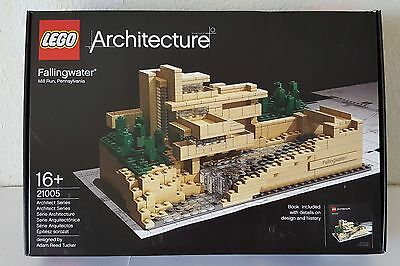 LEGO Architecture Fallingwater 21005,,  New In Sealed Box RETIRED Set